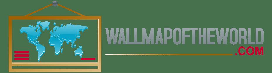 WallMapOfTheWorld.com